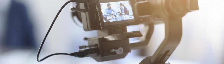 Creation professionnelle de vidéos d'entreprise, reportages, présentations de produits ...