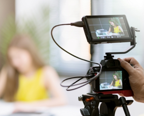 Vidéo d'entreprise et vidéo institutionnelle